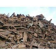 Сдать металлолом - приём, покупка металлолома. фото