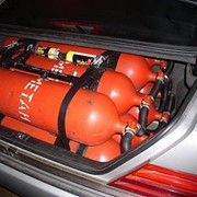 Оборудование газобаллонное автомобильное Ивано-Франковск фото