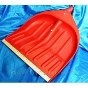 Снеговая лопата WAVE 440х460 mm - ISO 9001 фото