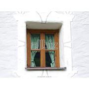 Деревянные окна высокого качества заказать в Житомирской области. Подготовка древесины под прозрачную отделку фото