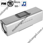 Колонка портативная Music Angel JH-Mauk5B - MicroSD, USB, MP3, FM радио, оригинал! фото