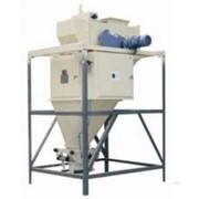 Упаковочная машина LCS (одна воронка и ленточный пылеулавливатель) фото