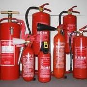 Ремонт огнетушителей фото
