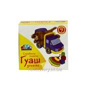 Гуашь Гамма Любимые игрушки, 9 цветов, 10 мл (221032) фото