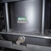 Трехвалковый каландр с пневмоцилидром Konan Electric CP61 фото