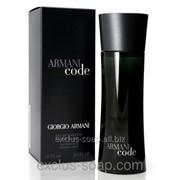 «Code» G. ARMANI -мужской парфюм отдушка-10 мл фото