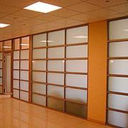 Перегородки офисные ALT110 фото