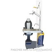 Рабочее место офтальмолога на два прибора CT-500 фото