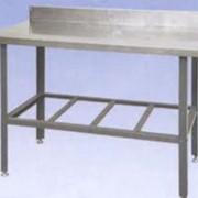 Стол производственный СПРП-6-4 фото