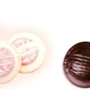 Линия универсальная для производства бисквитного печенья с мармеладом покрытого шоколадной глазурью фото