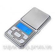 Карманные ювелирные электронные весы 0,01-200 гр par000464 фото