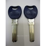 Заготовка для ключей вертикальная 00544 APEX_07 K-4KC 3 паза фото