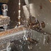 Токарно-фрезерная обработка металлов фото