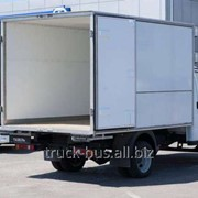 Изготовление и установка термических фургонов фото