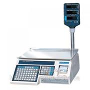 Весы с печатью этикеток CAS LP-R (1.6) фото