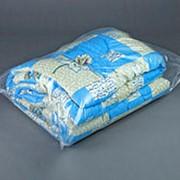 Одеяло 1,5 сп. Синтепон, пэ фото