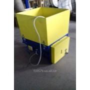 Видувна установка для задувки ековати, базальтової вати та перліту фото