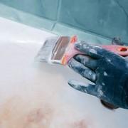 Реставрация ванн, Эмалировка ванны фото