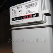 Лічильник газу мембранний BK G 1.6 фото