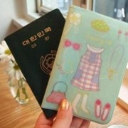 Обложка на паспорт с платьем фото
