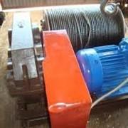 Лебедка электрическая грузоподъемностью 0,5т (500 кг) - ЛМ-0,5 фото