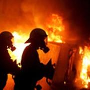 Огнезащита, огнезащитные работы, Вышгород, Украина фото