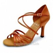 Обувь женская для танцев латина Алонца фото