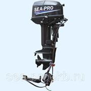Лодочный мотор Sea-pro T 25 S E(2-тактный, 25 л.с) Дистанционное управление фото