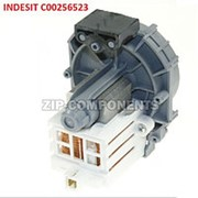 Мотор циркуляционный на Ariston Indesit C00256523 фото