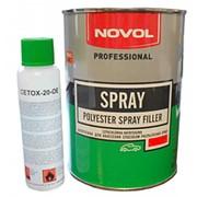 Шпатлевка NOVOL жидкая Spray фото