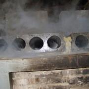 Испытание на соответствие требованиям пожарной безопасности и на пожарную опасность конструкций строительных и их элементов фото