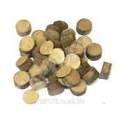 Пыжи основные древесно-волокнистые 16 калибр (1 уп. - 100 шт.) фото