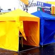 Тент для рынков, палатки фото