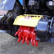Фреза для ямочного ремонта ДЭМ-121 фото