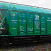 Модернизация вагона для перевозки минеральных удобрений модели 11-740 фото