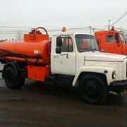 Топливозаправщик ГАЗ-3309 б.у. фото