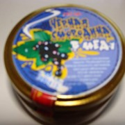 Черная смородина в меду фото