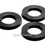 Прокладка резиновая 1/2' (черная) фото