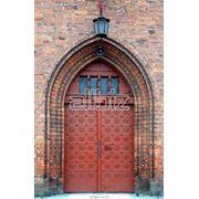 Мойка дверей Киев фото