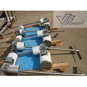 Мешалки для стандартных реакторов.Реконструкция емкостного оборудования. фото