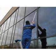 Мойка стен дома в Луганске и Луганской области фото