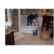 Мойка и чистка керамической плитки Запорожье фото