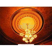Мойка люстр в доме Запорожье фото
