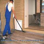 Уборка домов котеджей дач. Профессионально и качественно фото