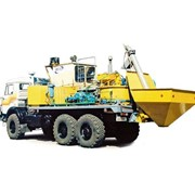 Агрегат-смеситель АС-40 (шасси КАМАЗ-43118 6х6) фото