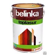 Белинка топлазурь Toplasur 5 л. №12 Бесцветная фото