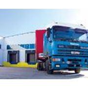 Получение грузов в крытый склад на открытые площадки хранение и сортировка грузов фото
