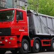 Автомобиль самосвал МАЗ-6516 фото