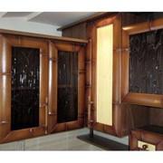 Мебель бамбуковая фото