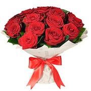 Букет цветов из голландских роз фото